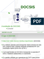 DOCSIS Evolution
