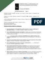 Examen Mayojunio Introduccion a La Psicologia Cad Capitulo 11 Los Procesos Psicologicos