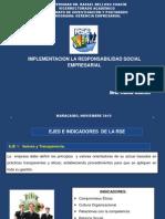 Implementacion Responsabilidad Social Empresarial