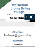 competation