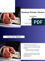 Raising Private Money - Final 11-22