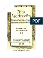 eBook Trick Marionettes