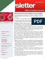 Newsletter T&P N°96