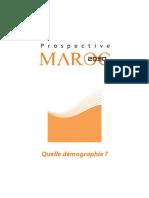 Prospective Maroc 2030 - Quelle Démographie- (Version Française)