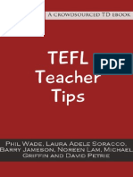 TEFL Teacher Tips