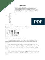 Resume Biokimia Protein