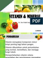 Vitamin & Mineral