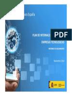 Plan Internacionalizacion TIC
