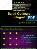 Salud Óptima Integral