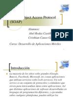 Soap, XML, Web Services y Java