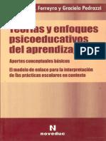 Teorias y Enfoques Psicoeducativos Del Aprendizaje - Ferreyra Pedrazzi