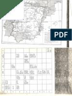 Mapa de la España Dialectal