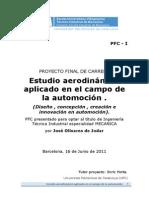 Estudio Aerodinamico Autos
