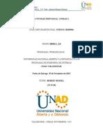 Resumen Unidad 2 Fundamentos economia