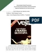 Análise Capas de Revista