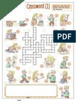 Crossword puzzle GM