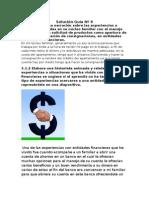 Solución Guía Nº 9 sena contabilidad y finanzas