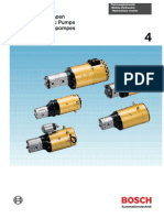 Electro Hydraulic Pumps