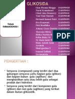 Glikosida - Tugas Farmakognosi 1