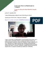 Přepis Svědectví Anny Marie Van Blijenburghove o Vraždách Dětí v Belgii