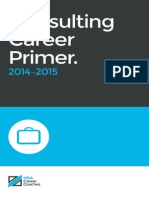 Consulting Career Primer