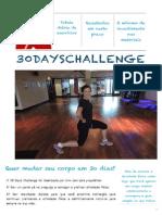 Exercícios físicos 30 dias