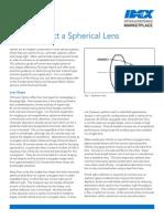 TN HTB Spherical Lenses