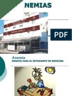 Anemia Eritrocitosis 2012