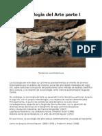 Sociologia Del Arte Parte I y II