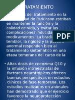 TTO Parkinson