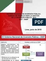 Presentación SNIP(2)