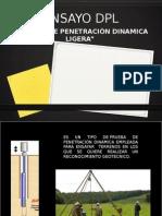 DPL mecanica de suelos