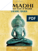 Swami Rama - Samadhi - The Highest State of Wisdom