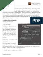 Adobe Illustrator CC Beginners Level