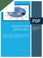 Arquitectura Empresarial (FRAMEWORKS)