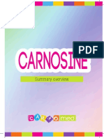 Carnosine Booklet