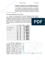 Tema 5. Regresión Logística en Epidemiología. (27!10!2015)