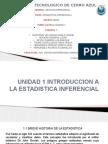 Unidad 1 Introduccion a La Estadistica Inferencial