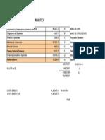 Estructura Presupuestal Desague Shapaja