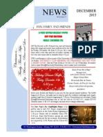 December 2015 UC Newsletter