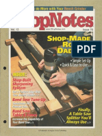 ShopNotes #76 - Shop-Made Router Dado Jig