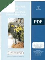 Conservation Area Advisory Leaflet
