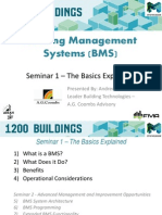1200 Buildings Program BMS Seminar 1