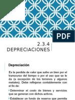 2.3.4 Depreciacion