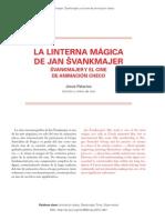 La Linterna Magica de Jan Svankmajer_jesus Palacio