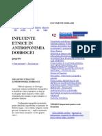 Toponimia Din Dobrogea