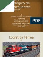 Logistica transporte ferrea