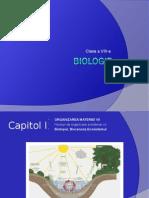 Biologie Clasa a 8 A_prezentarea Disciplinei