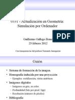 Clasificación de Las Geometría_Apuntes