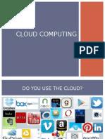 Cloud Computing -nube